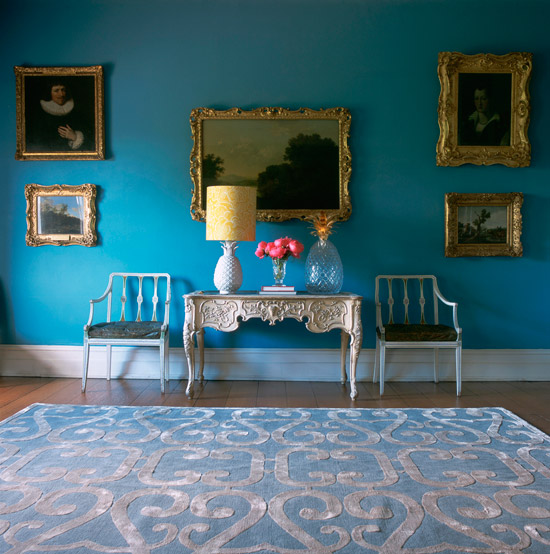 fretwork 10098 Gorgeous carpets from The Rug Company