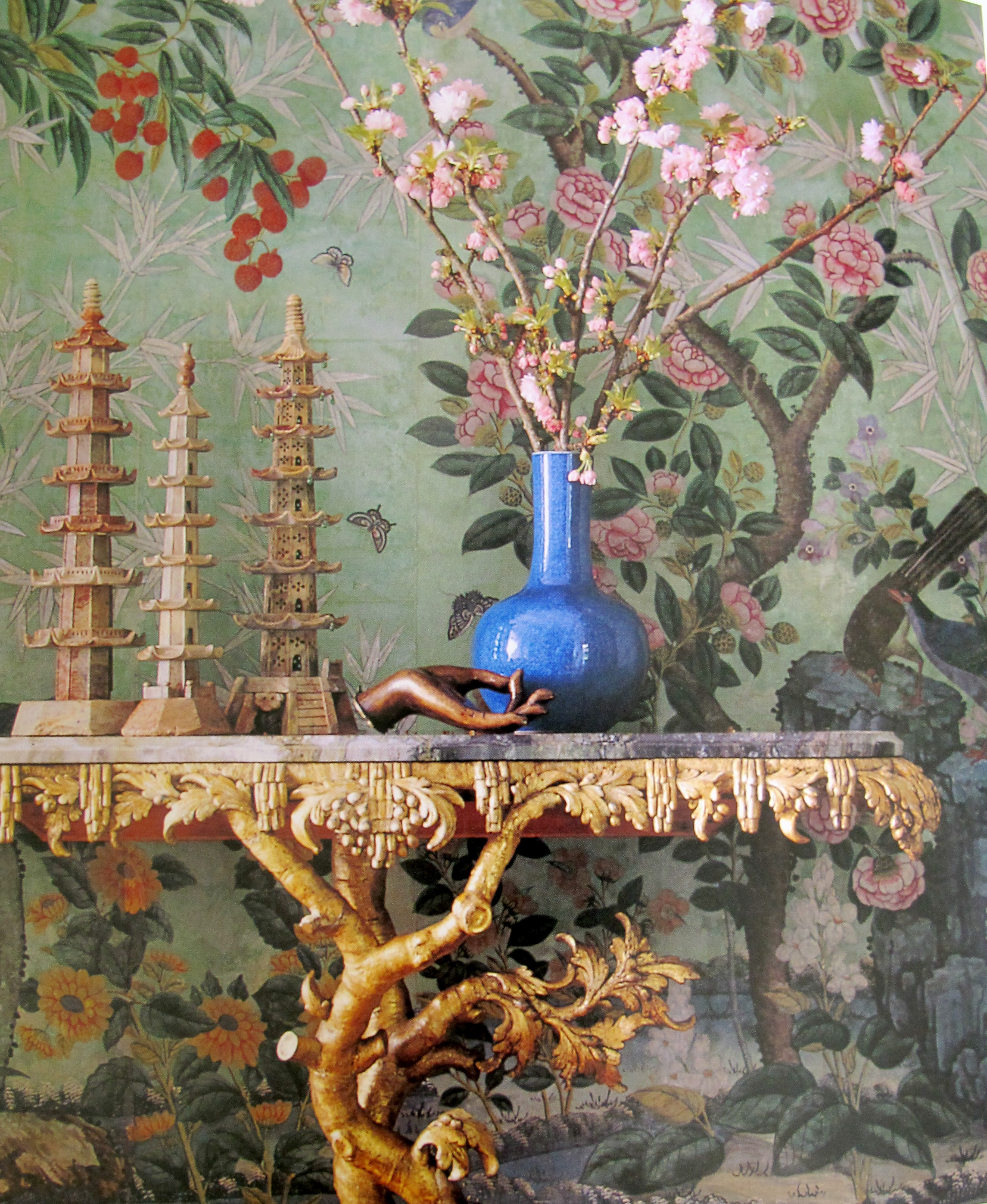 The Allure Of The East A Decorative Affair