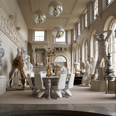 Bring On Baroque A Decorative Affair