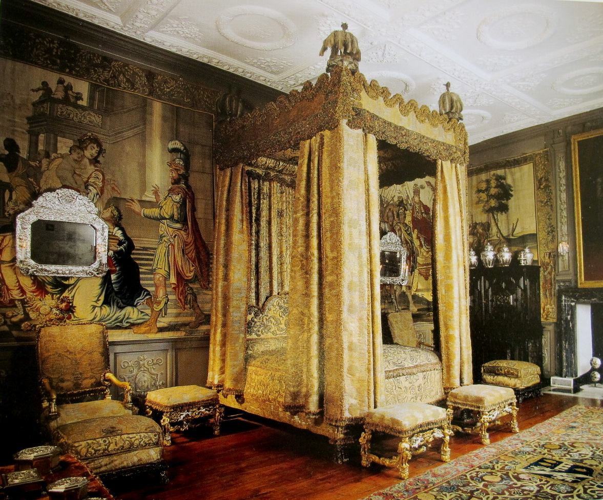 Baroque State bedBaroque Bed
