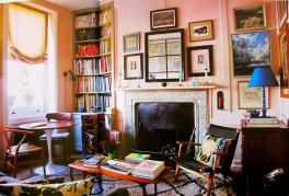 Pentreath's London in marsh mallow pink