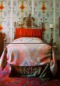Pentreath: zany guest room