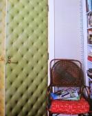 Bilhuber's padded door