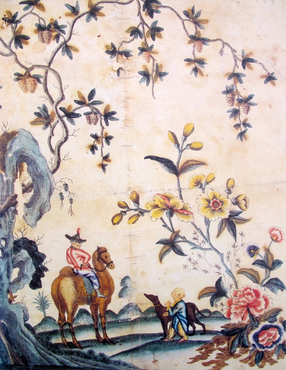 chinese wall paper chinoiserie