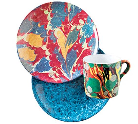 antique-marbled-colorful-ceramic-dishes-designed-by-john-derian-for-Astier-de-Villatte