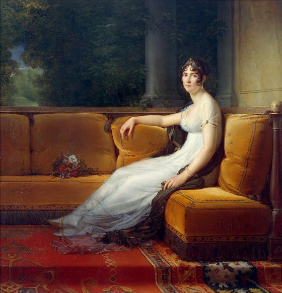 gerard - Portrait of the Empress Josephine. 1801. Hermitage Museum, St. Petersburg, Russia