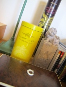 love a bit of Fortnums and YELLOW
