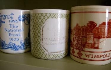 those National Trust mugs of Christmas lists