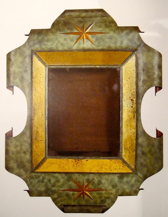 Poillerat Arbus mirror