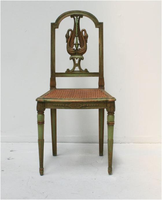 swan chair 1900 hauntz