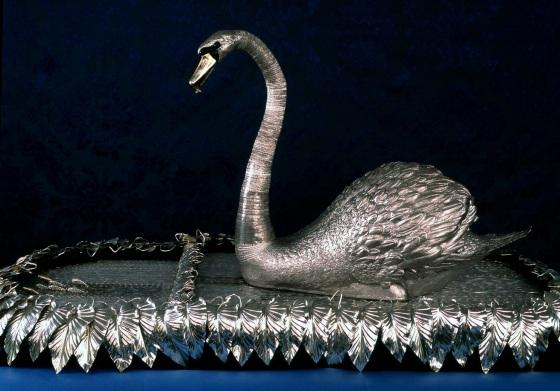 Swan-with-fish myzen blog