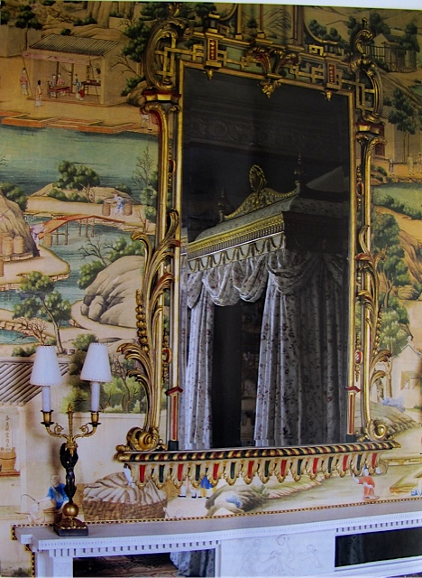 chinese wallpaper Harewood House