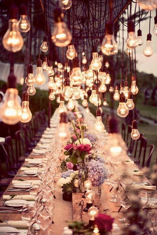 pinterest wedding table