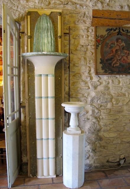 asparagus pilaster