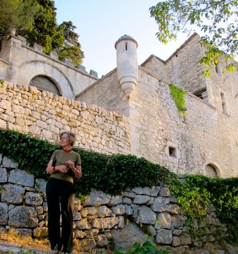 castle Oppede Le Vieux