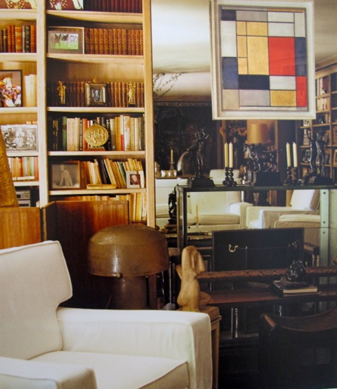 Yves saint laurent library