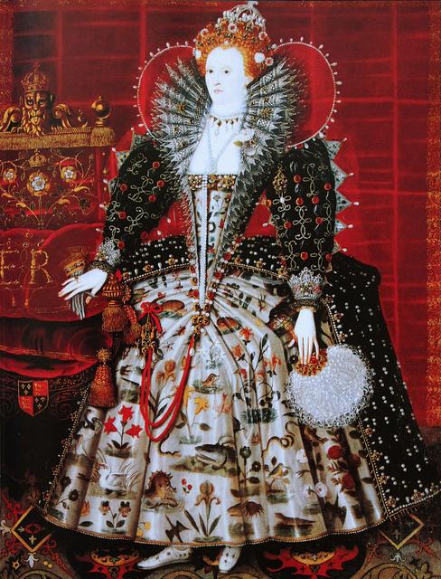 Elizabeth 1 painting