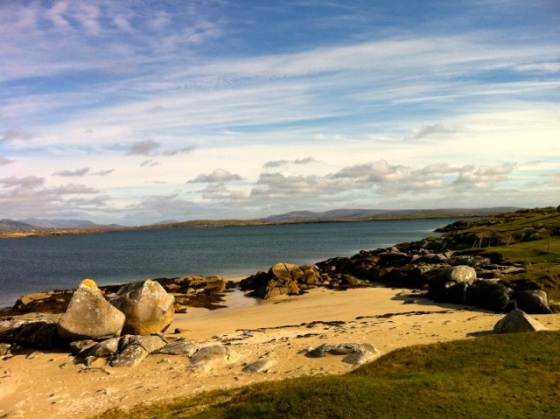beach connemara