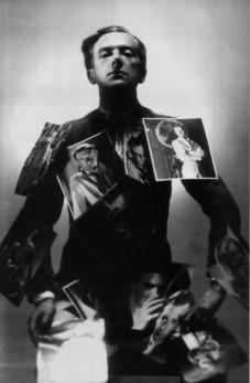 Cecil Beaton, self-portrait