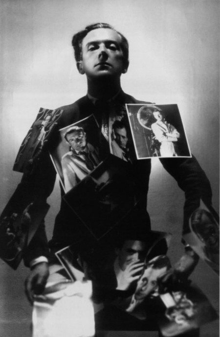 Cecil Beaton, self-portrait