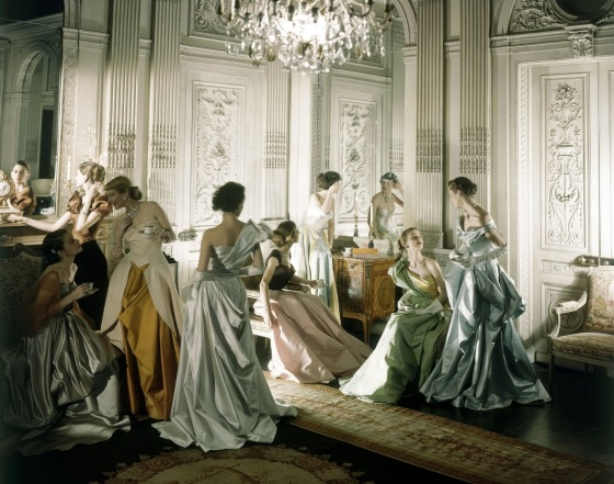 charles james portrait cecil beaton, vogue-1948