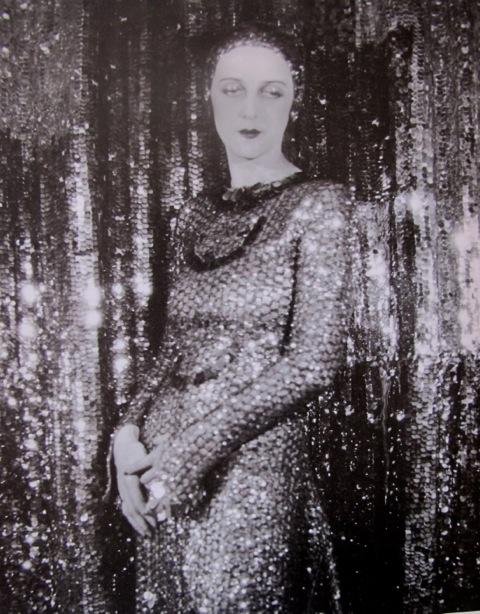 Marquesa de Casa Murphy 1928 Cecil Beaton