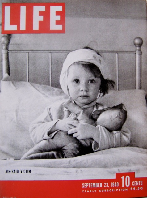 Life magazine cover Cecil Beaton