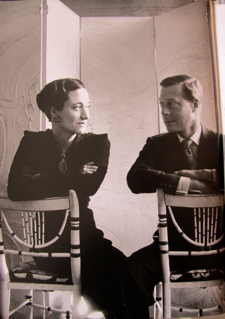Wallis Simpson and Edward by Cecil