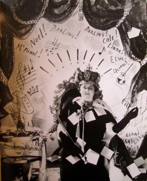 Cecil Beaton societ hostess Elsie McMendel