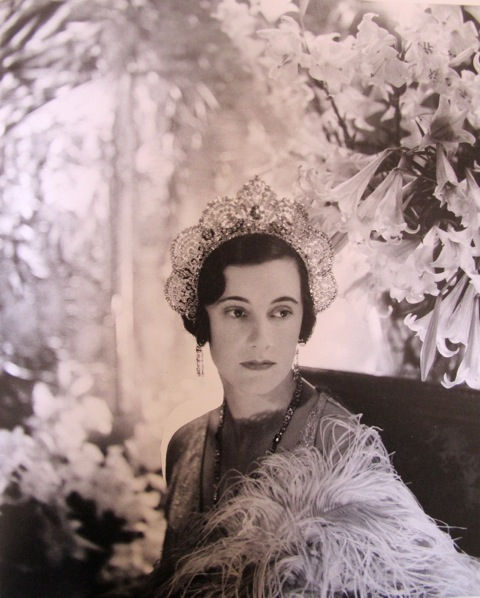 Duchess of Westminster wedding Cecil Beaton