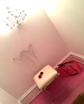 'dressing room' moments