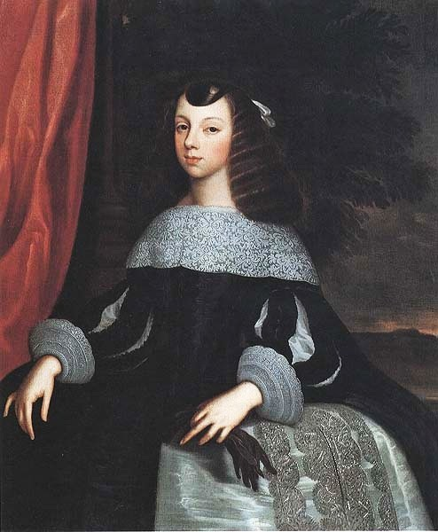 Dirk Stoop (c 1610-1685) Catherine of Braganza c 1610