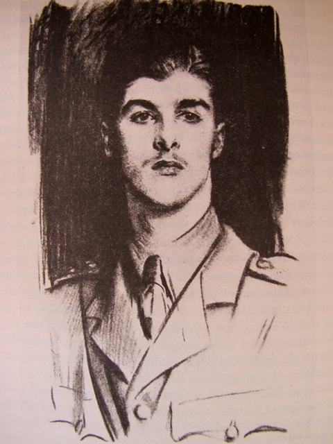 Ivo Charteris by Sargent