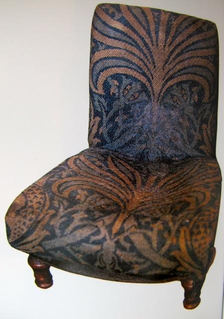 William Morris child's chair