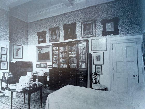 Percy Wyndham bedroom