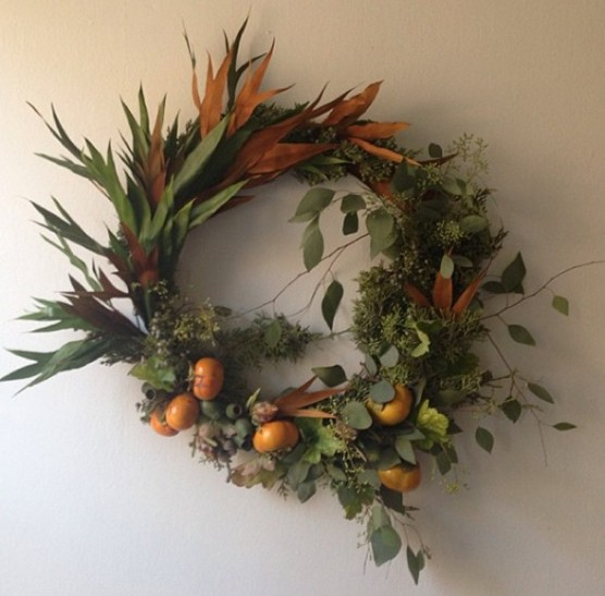 Holiday-Wreath amy merrick