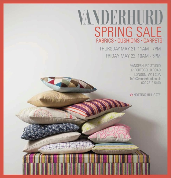SPRING SALE MAY 2015