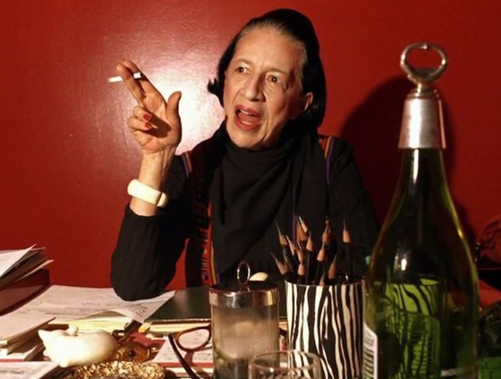 office diana vreeland