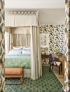 Brunschwig and Fils fabrics adecorativeaffair
