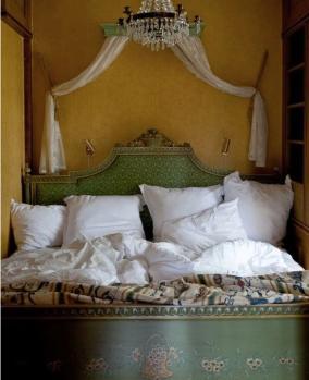 maison bohem spring bed adecoraiveaffair