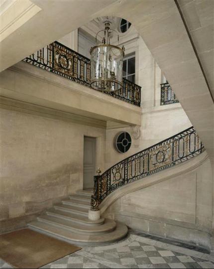 vestibule petit trianon