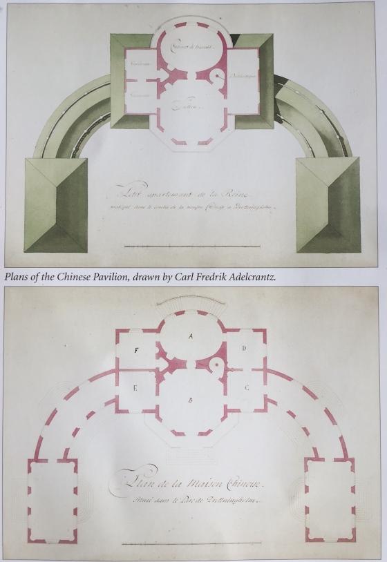 chinese pavilion Carl Fredrik Adelcrantz