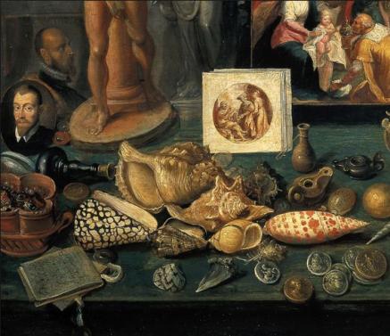 Frans Francken detail