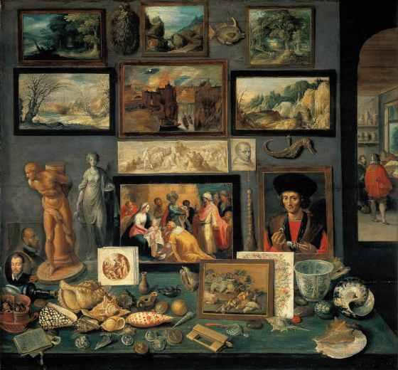 Frans_Francken_(II),_Kunst-_und_Raritätenkammer_(1636)