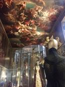 House Style Louis Laguerre ceiling
