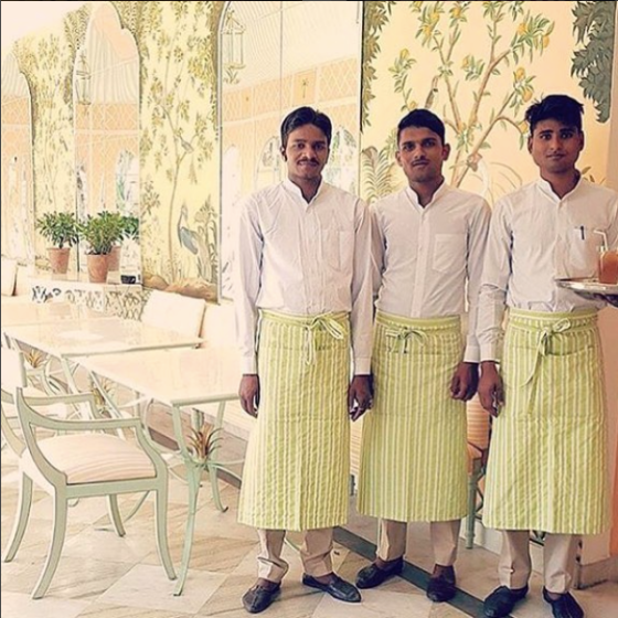 Cafe Palladio Jaipur